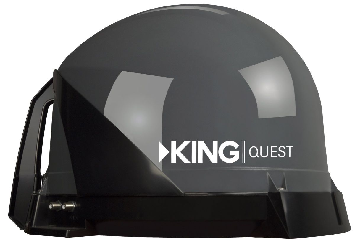 DIRECTV King Quest® Portable Satellite Antenna